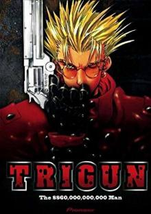 Trigun cover image