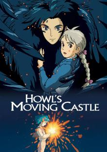 Howl's Moving Castle cover image