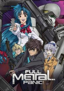 Full Metal Panic! cover image