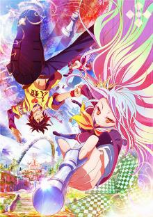 No Game No Life cover image